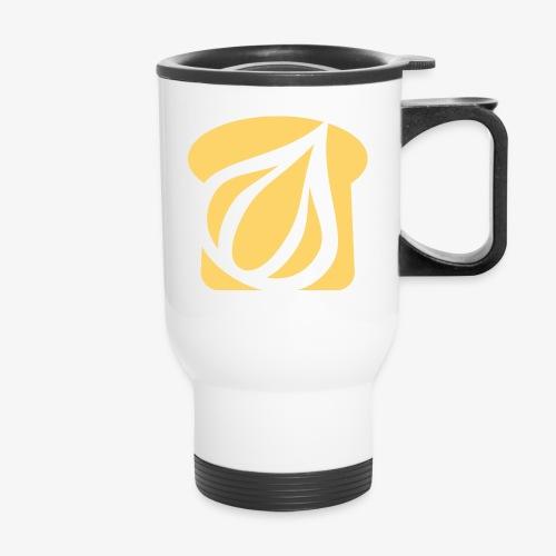 Garlic Toast - Travel Mug