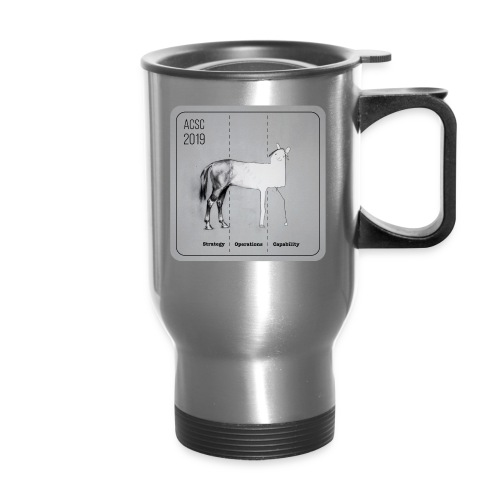 Horse Drawn Capability - Travel Mug