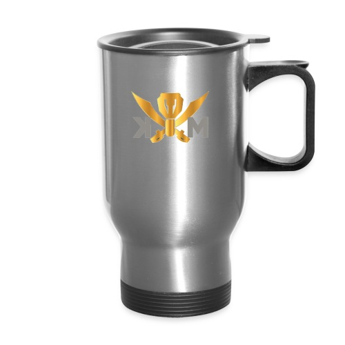 Channel logo - Travel Mug