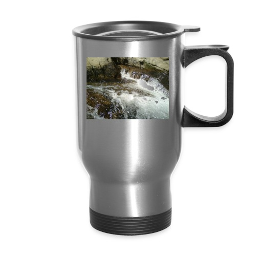 Awesome River Water bottle - Travel Mug