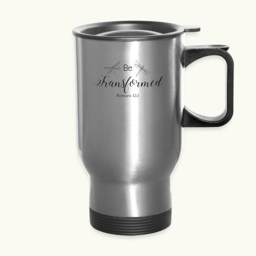 Be Transformed Shop - Travel Mug