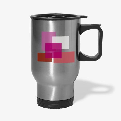 Lesbian Pride Logo - Travel Mug