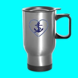Forever Anchored - Travel Mug