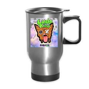 Lucid Killa Cicada - Travel Mug
