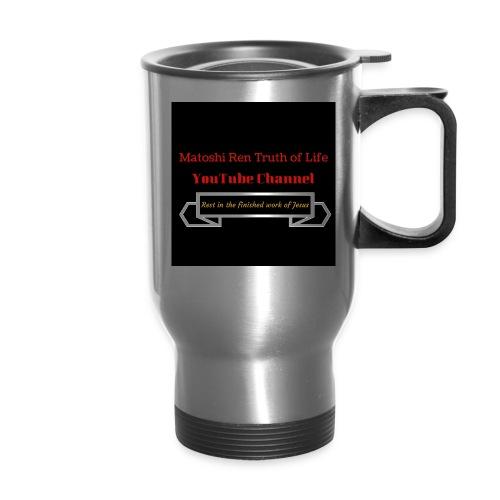 Matoshi Ren - Travel Mug