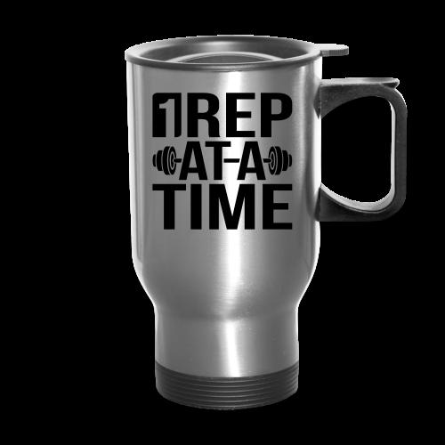 1Rep at a Time - Travel Mug