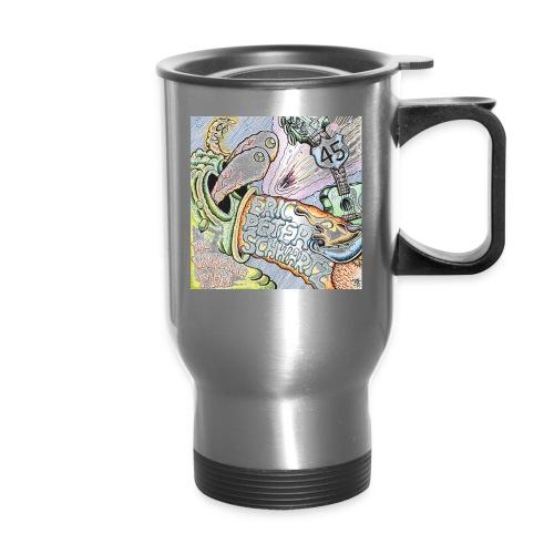 The Unraveling Man - Travel Mug