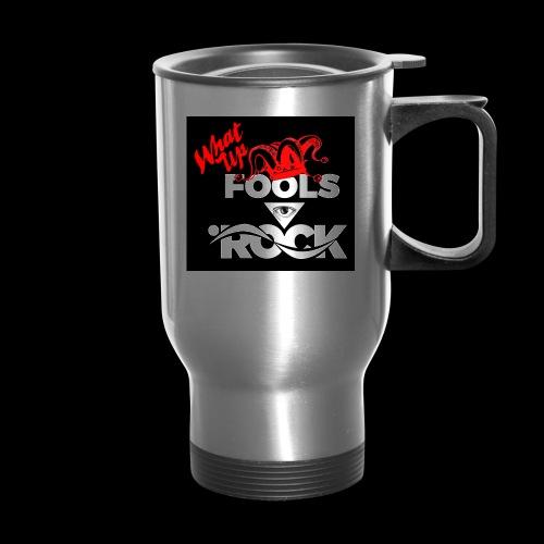 Fool design - Travel Mug