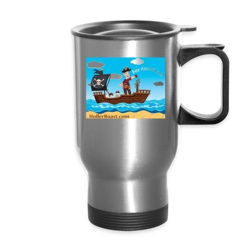 Holler Roast: For America! - Travel Mug
