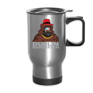 Duelin Sasquatch - Travel Mug