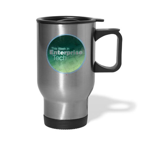 This Week in Enterprise Tech - distressed - Travel Mug