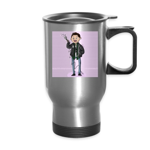 Lil Aver Art - Travel Mug