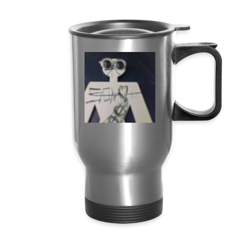 Superchuyito Merch - Travel Mug