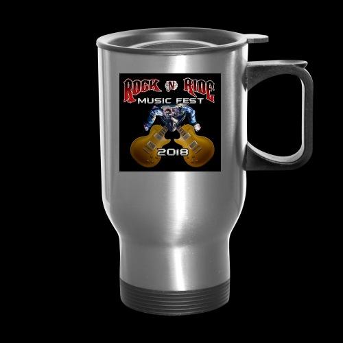 RocknRide Design - Travel Mug