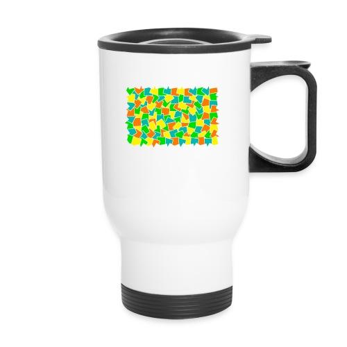 Dynamic movement - Travel Mug