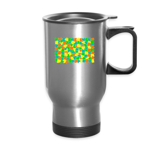 Dynamic movement - Travel Mug