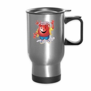 kool aid man - Travel Mug