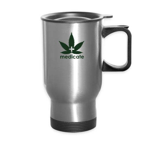 Medicate Supporter - Travel Mug