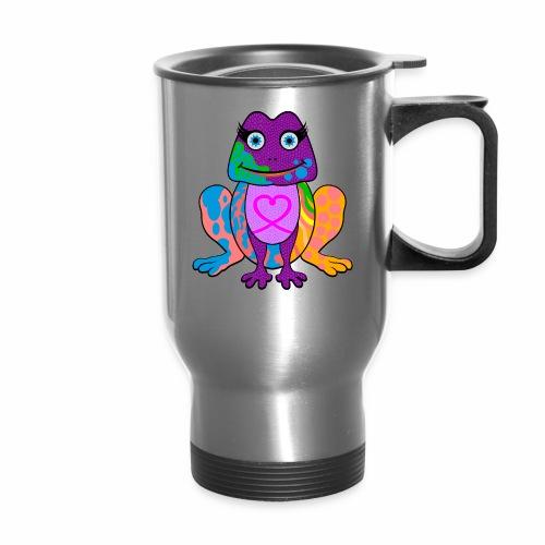 I heart froggy - Travel Mug