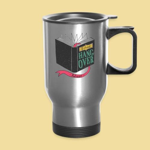 Fictional Hangover Book - Travel Mug with Handle