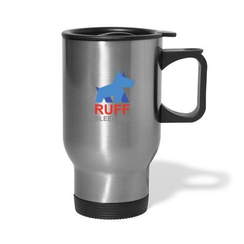 ruffsleepers logo 01 - Travel Mug