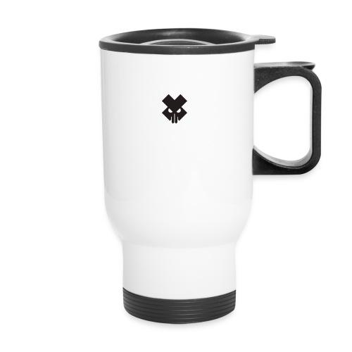T.V.T.LIFE LOGO - Travel Mug