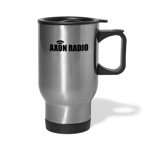 Axon Radio | Midnight label apparel - Travel Mug