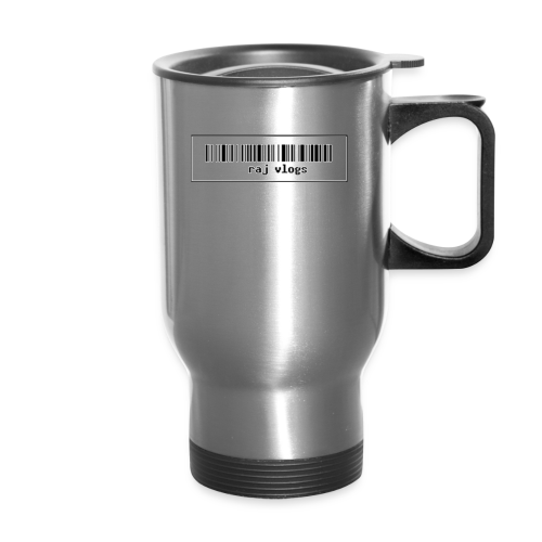 barcode - Travel Mug