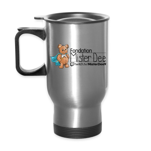 Variante Noir - Travel Mug