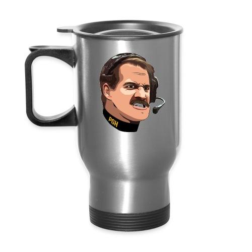 Mean Mug - Travel Mug with Handle
