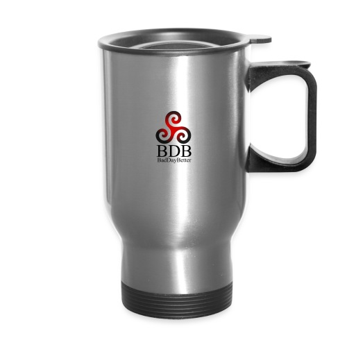 BDB1 With words - Travel Mug