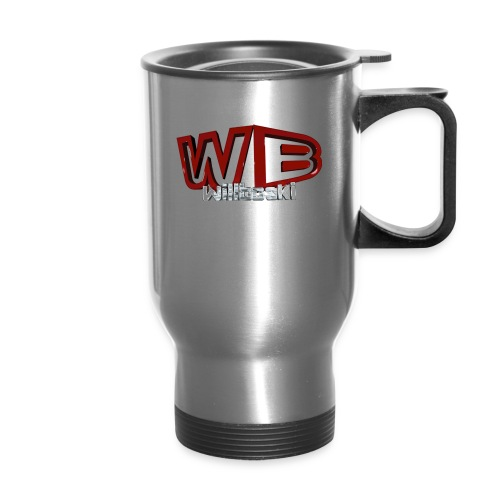 wb logo3d png - Travel Mug