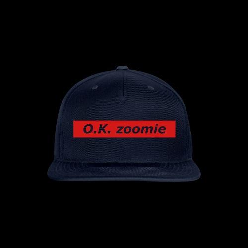 IOK Supre - Snapback Baseball Cap