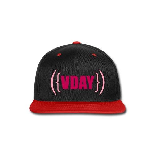 V-Day - Snap-back Baseball Cap