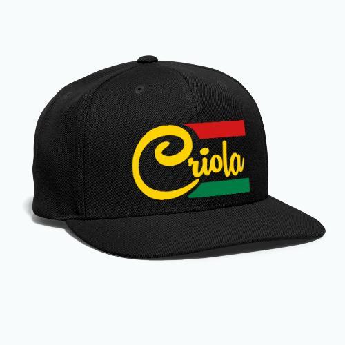 CRIOLA - Snapback Baseball Cap