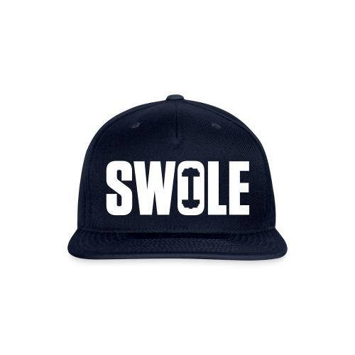 SWOLE - Snapback Baseball Cap