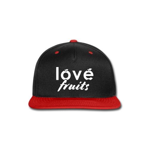 love fruits gift idea for vegans - Snap-back Baseball Cap