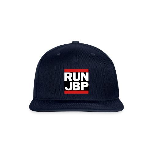 RUN JBP - Snapback Baseball Cap