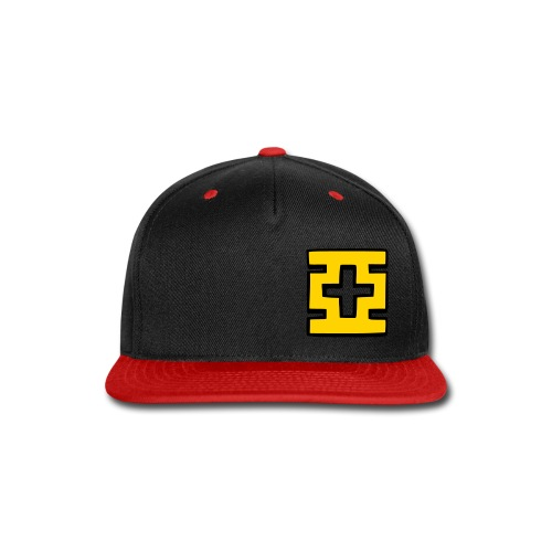 亞 - Snap-back Baseball Cap