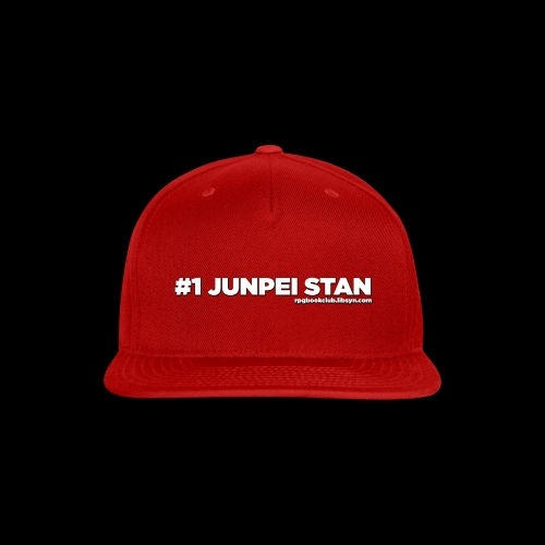 Junpei 4 Life - Snap-back Baseball Cap