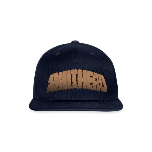 Shithead The Movie Logo - Snapback Baseball Cap