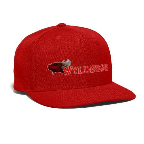 Wyldesigns Logo - Snap-back Baseball Cap