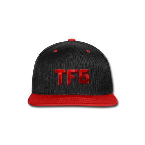 That Fox Gamer Logo - Snap-back Baseball Cap