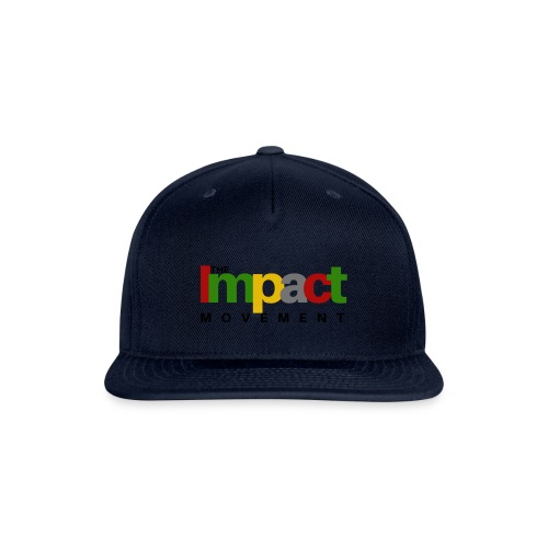 Impact Movement - Snapback Baseball Cap