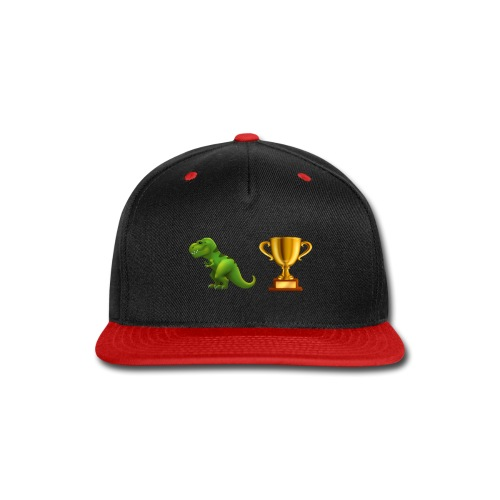 Raptors Eastern Conference Champions Emoticons - Snap-back Baseball Cap