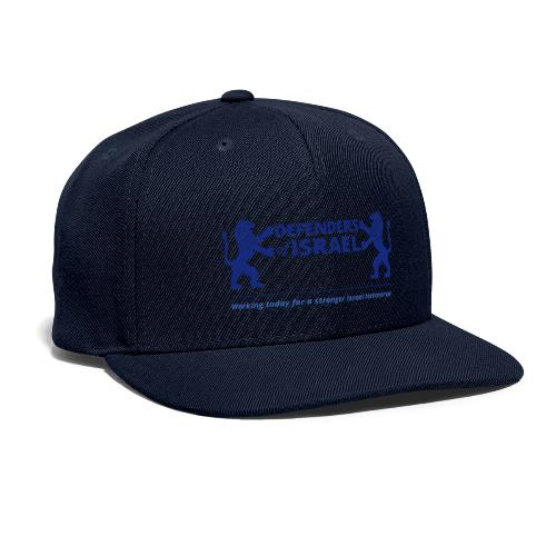 Defenders Of Israel - Snapback Baseball Cap
