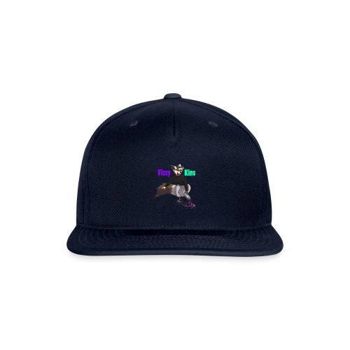 FizzyKins Design #1 - Snapback Baseball Cap