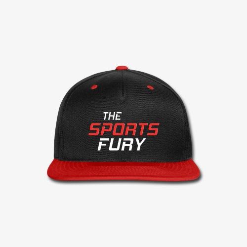 The Sports Fury - Snap-back Baseball Cap
