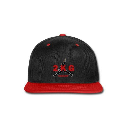 2kg - Snap-back Baseball Cap