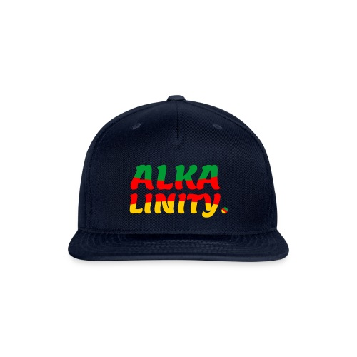 Alkalinity - CLR - Snapback Baseball Cap